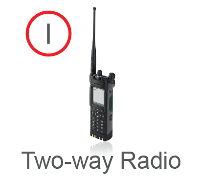 Copy of Copy of Copy of Two-way Radio