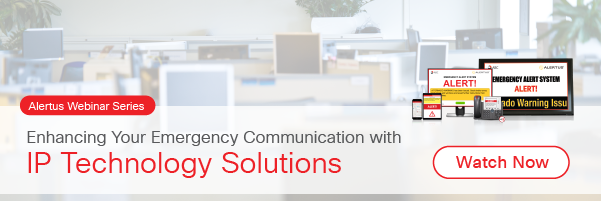 Emergency Communication with IP Technology Solutions