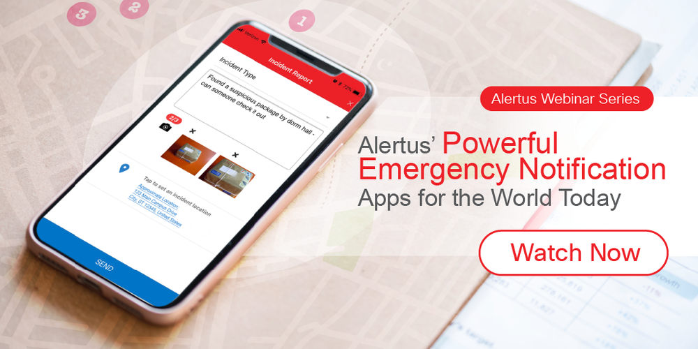 Emergency Notification Apps