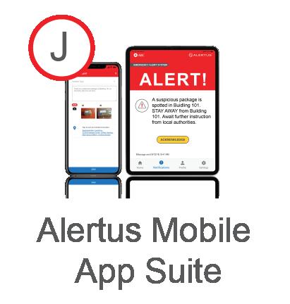 Copy of Alertus Mobile App Suite