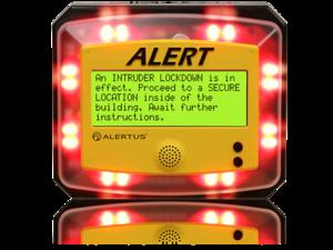 Alertus Alert Beacon