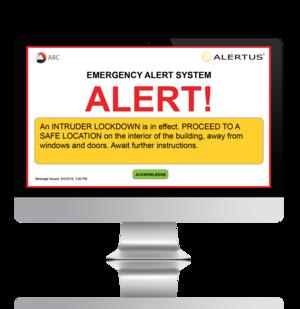 Alertus Desktop Alerting