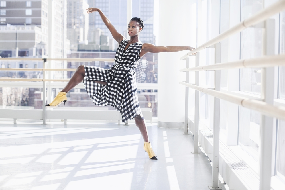 Alvin Ailey Dancers for Refinery29 Fashion