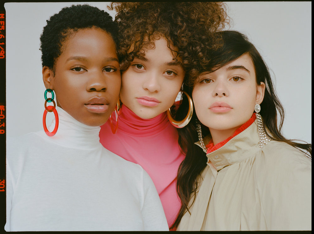 Kemi, Diana, and Barbie for H&M