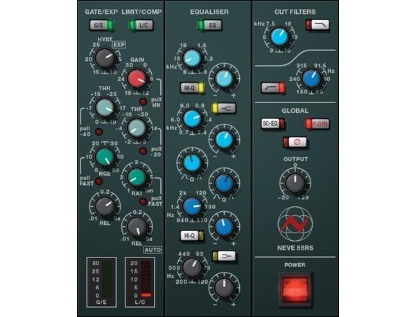 UA Neve 88RS Emulation