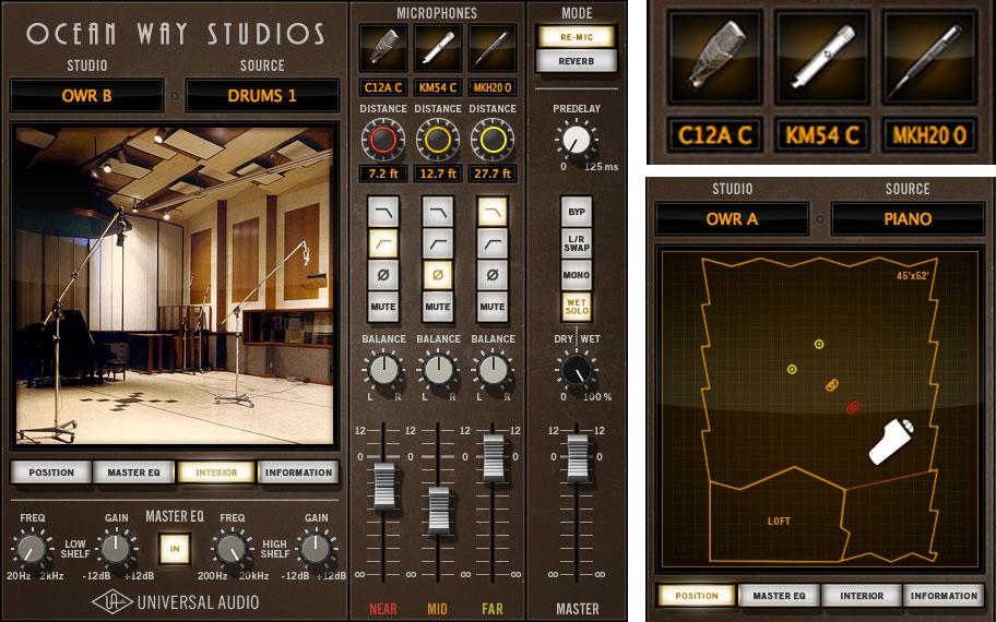 Universal Audio - Ocean Way Studios