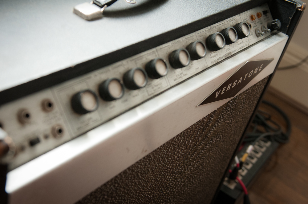 Versatone Valve amp