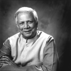 Muhammad Yunus, Founder of The Grameen Bank