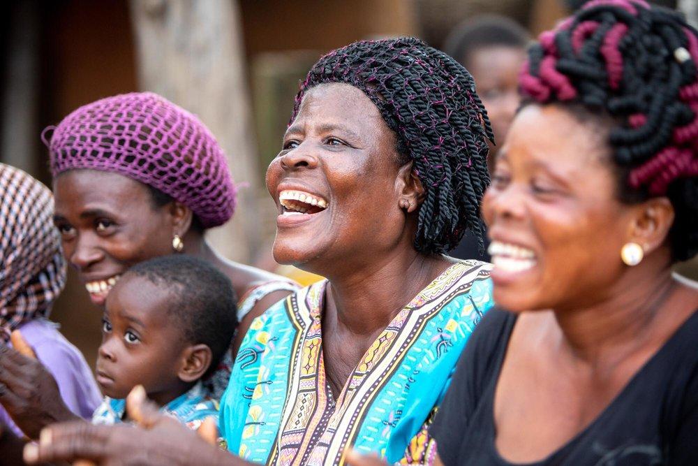Savings Group, Yomekin village, Togo