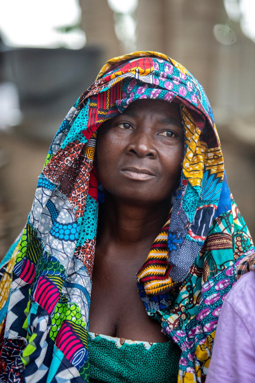 Savings Group, Yomekin village, Togo.
