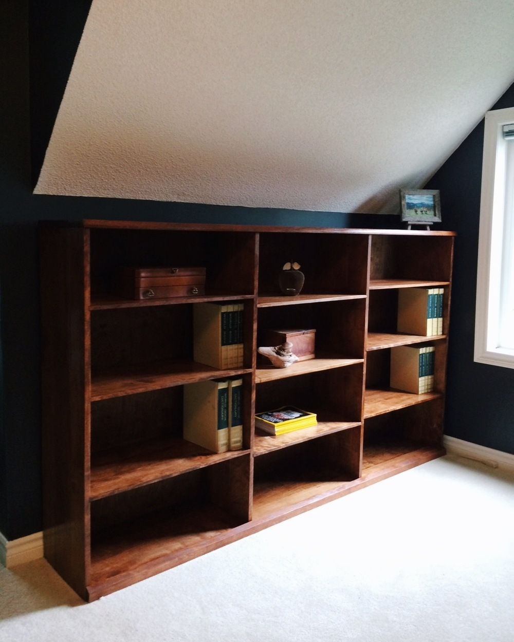Janet's Bookcase