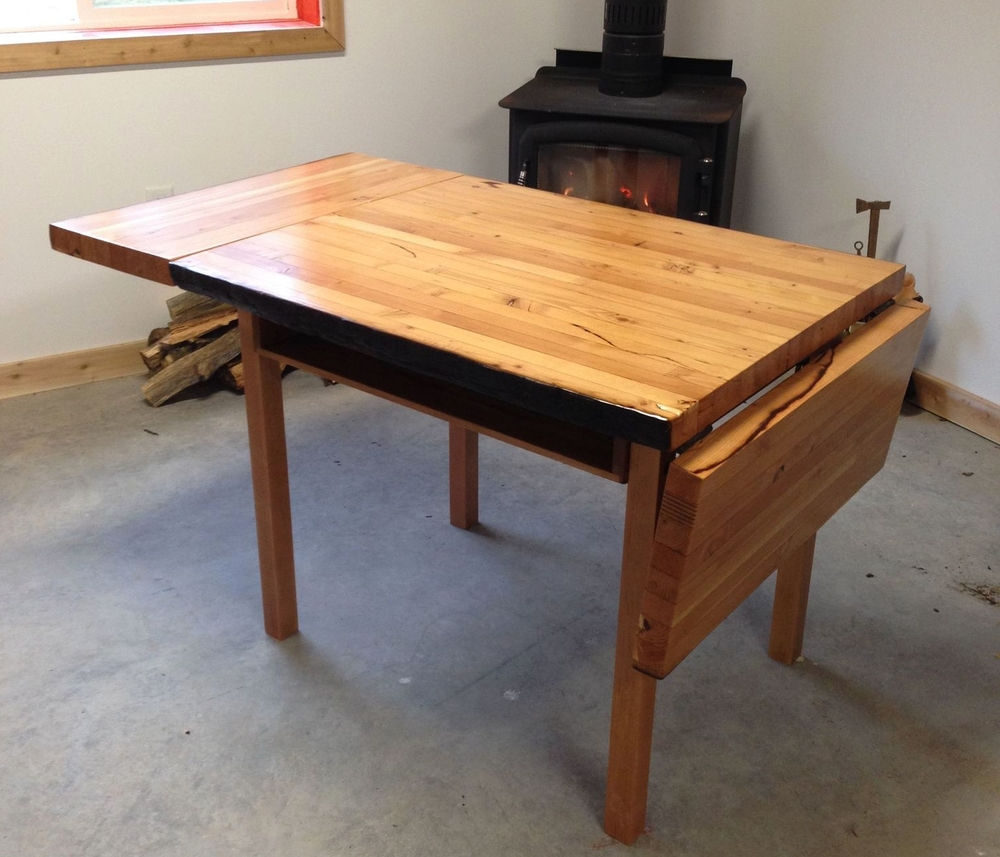 Timber Table