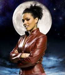 Martha Jones played by Freema Agyeman.
