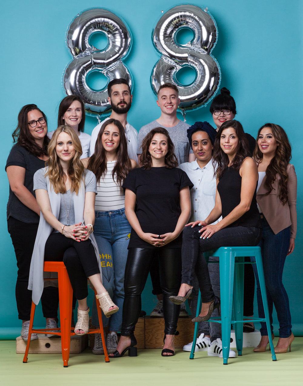 Eighty Eight Agency - Photo by: Regina Garcia