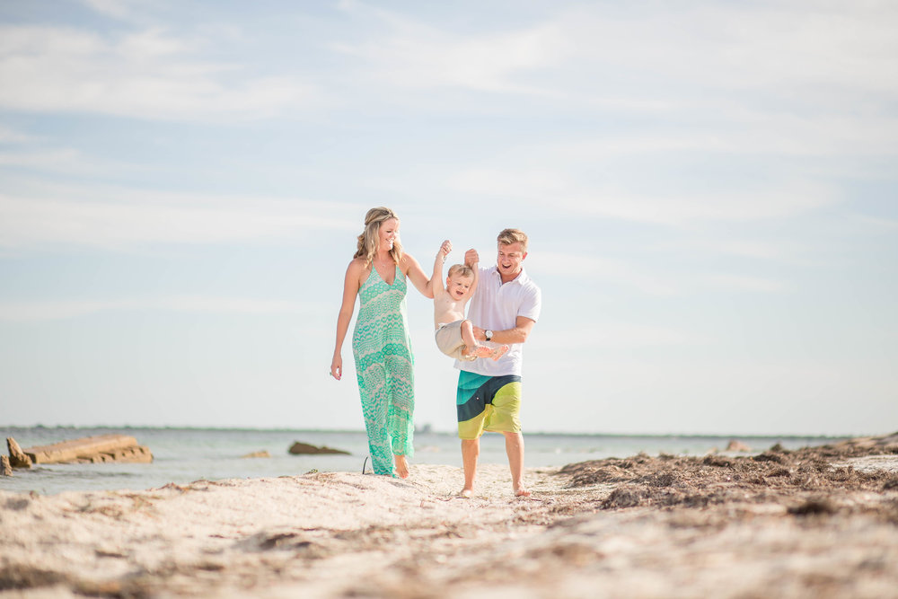 st pete fl family session