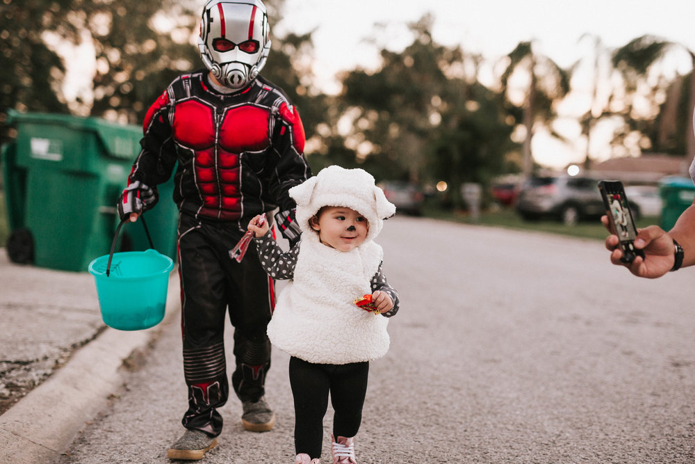 seminole fl halloween photos