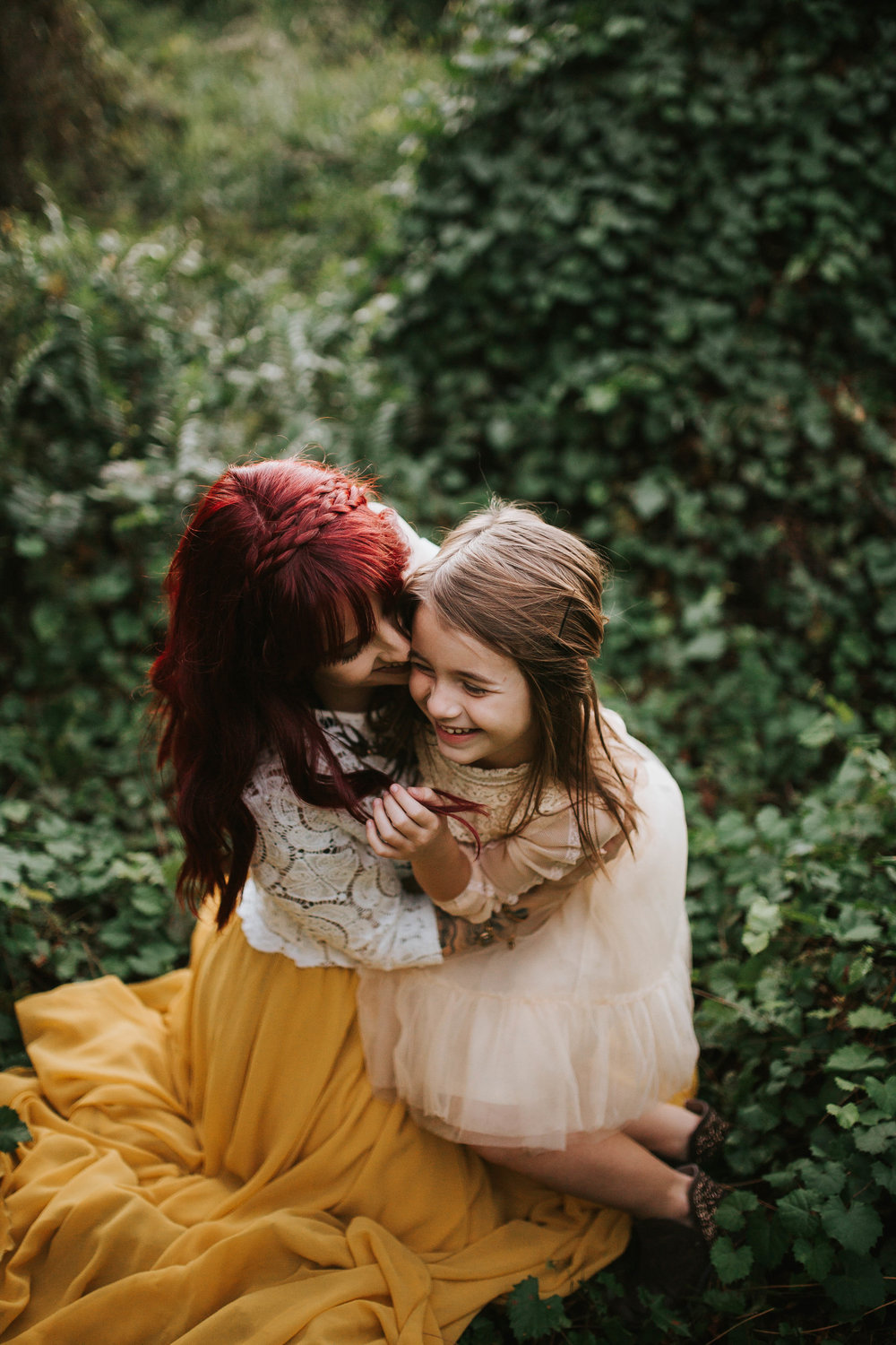 mother and daughter photo shoot, tampa