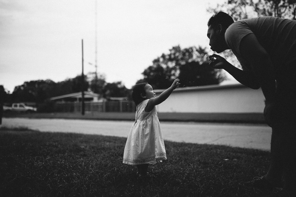 father and daughter photo, seminole fl