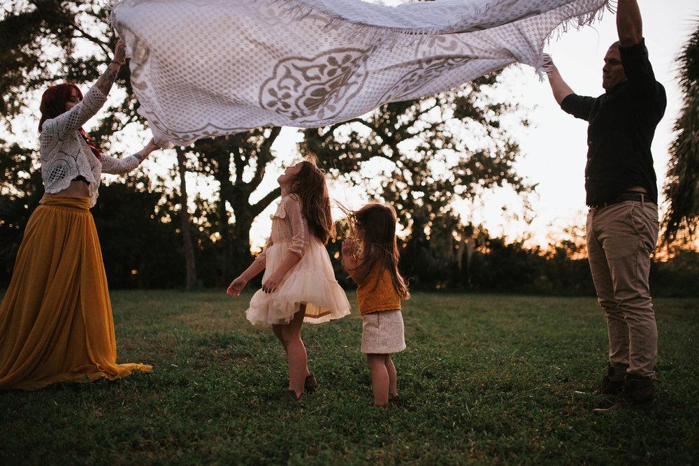 kids playing photography, lake seminole fl