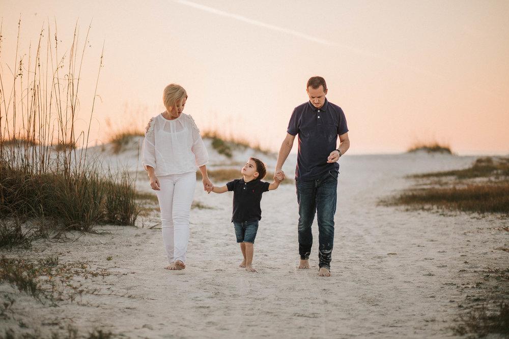 Bradenton beach photo shoot