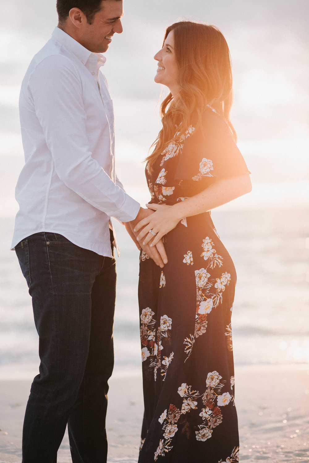 maternity photography, tampa bay fl