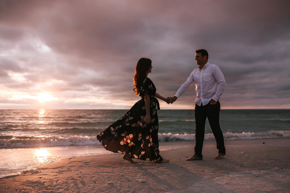 romantic photography, tampa bay fl