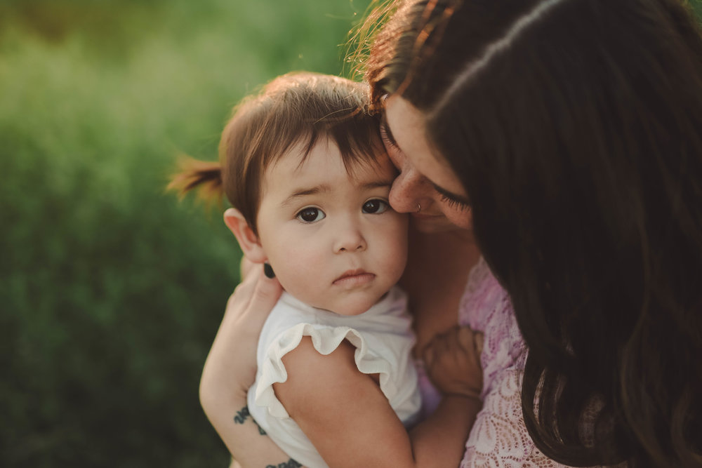 mother and daughter portraits, tampa bay fl