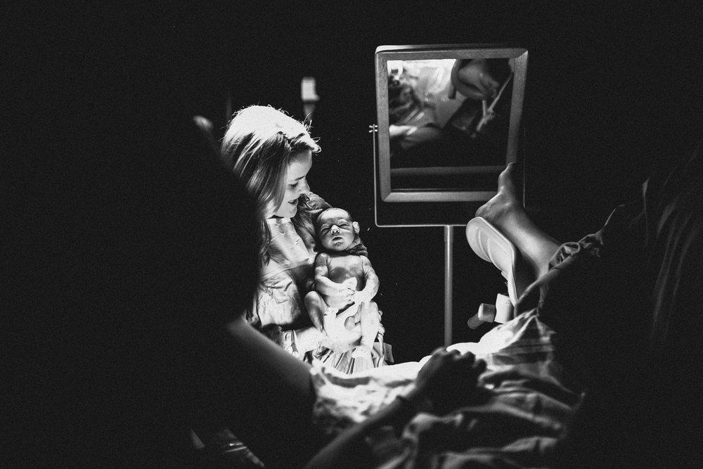 Tampa Birth Photographer