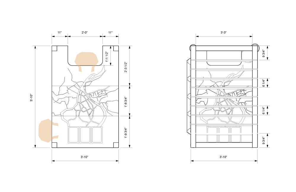 Lab Porch: Plans