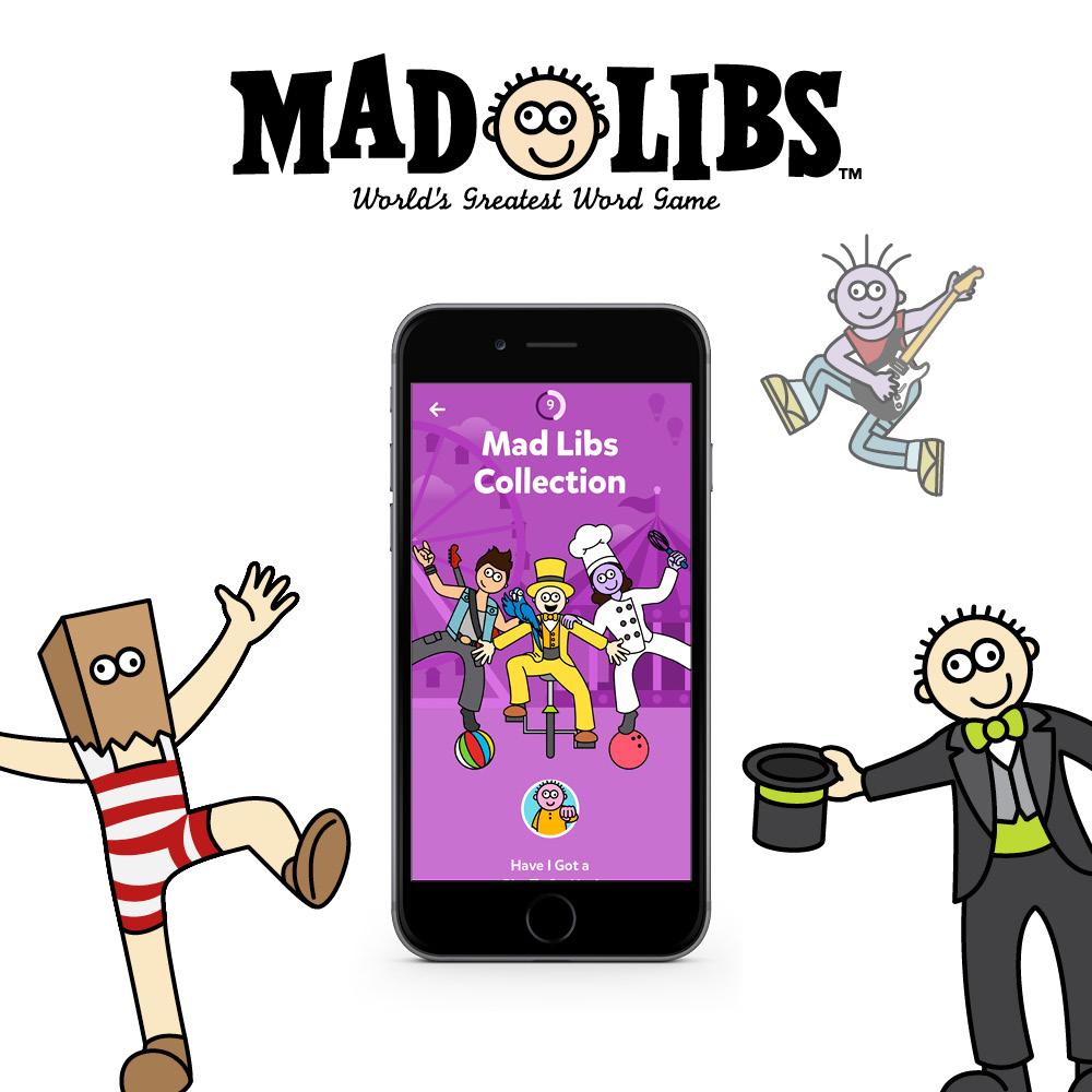 Mad Libs Mobile App