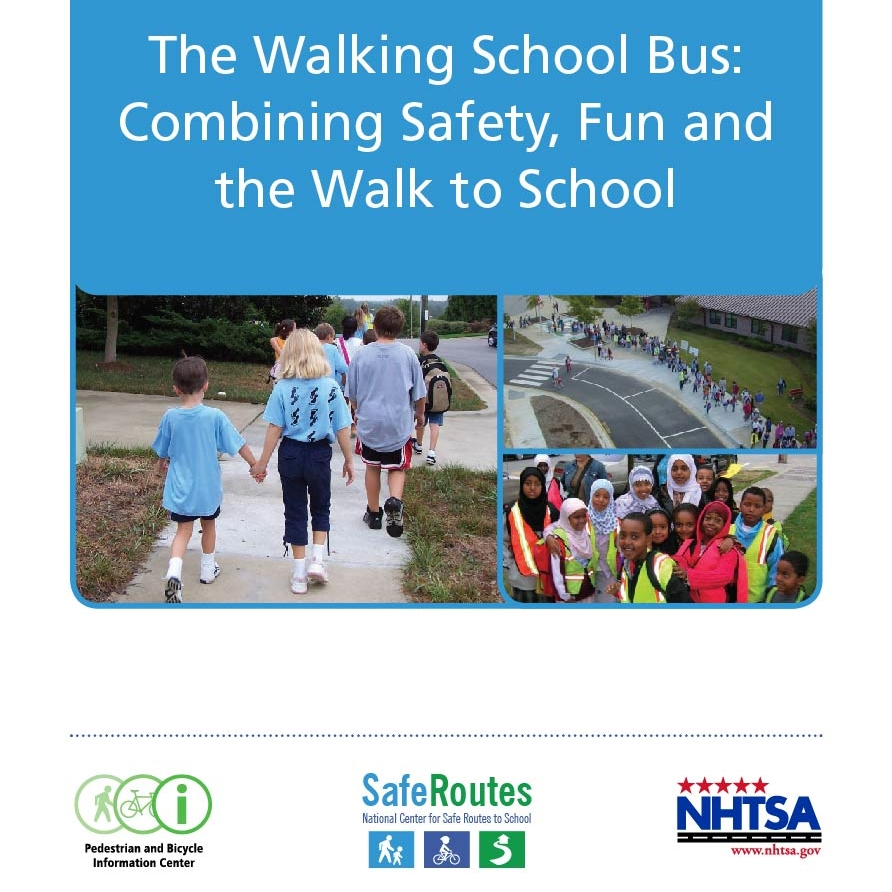 Welcome to the Safe Routes to School Online Guide.