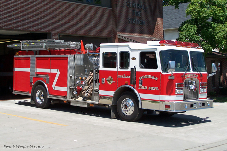 IndianaFireTrucks.com Is Your Source For Fire Apparatus Images From All Over The Hoosier State.