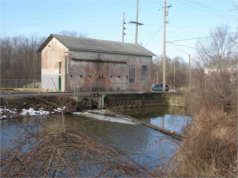 millrace powerhouse before