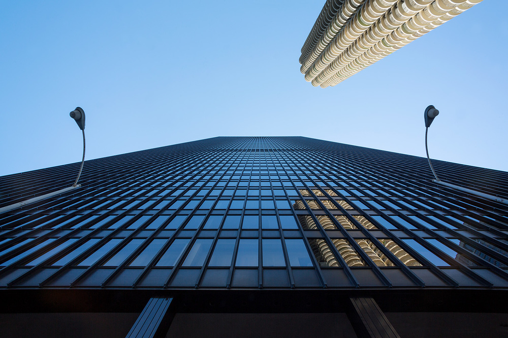 IBM Building / Mies van der Rohe / Chicago IL