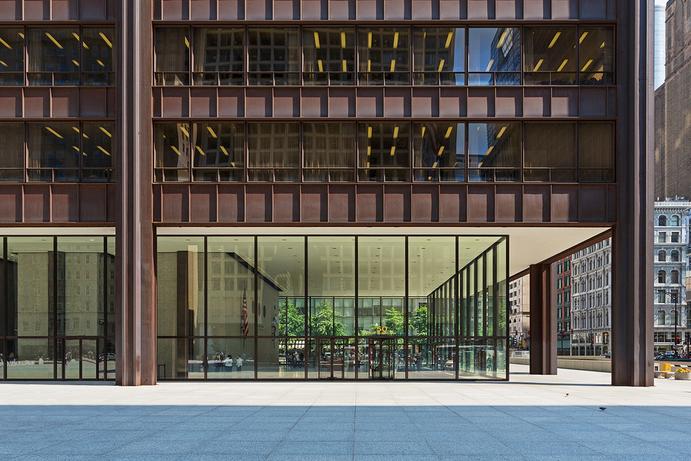 Richard J. Daley Center / C.F. Murphy Associates / Chicago IL