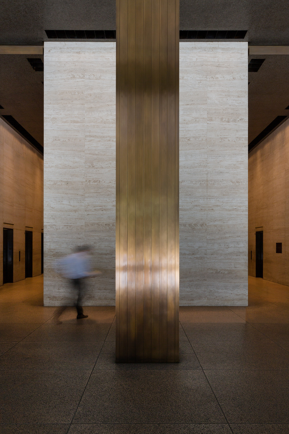 Seagram Building / Mies van der Rohe / New York NY