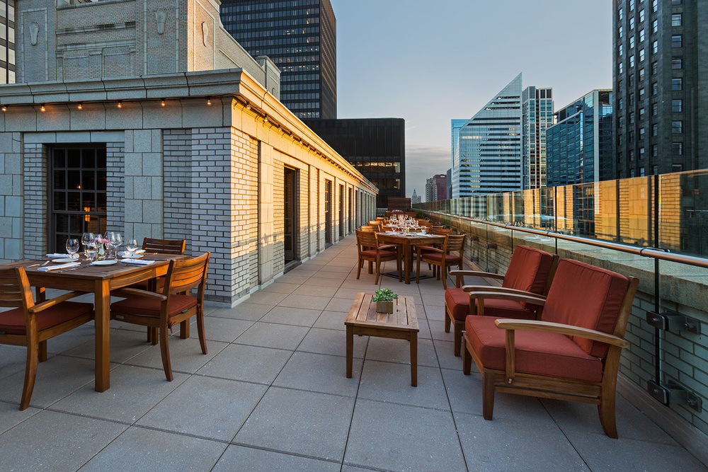 Old Republic Building (Sky Line Club) / Chicago IL / NewWorld Design