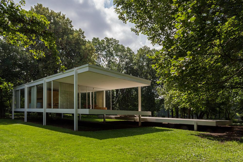 Farnsworth House / Plano IL / Mies van der Rohe