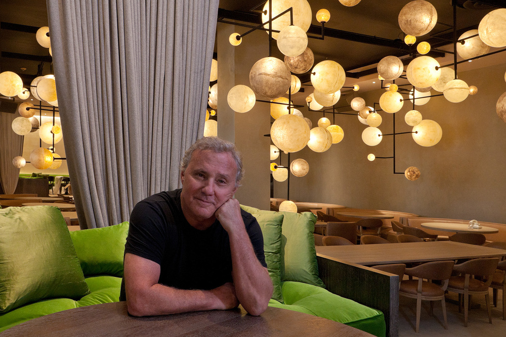 Ian Schrager / The Public (Ambassador East Hotel) / Chicago IL / For The New York Times