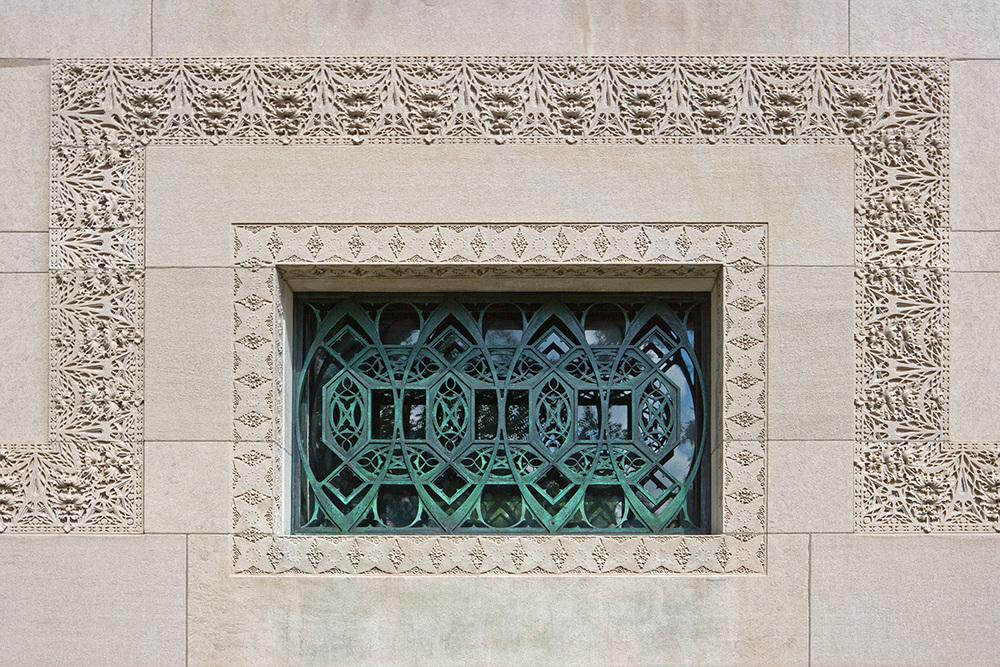 Wainwright Tomb / St. Louis MO / Adler & Sullivan