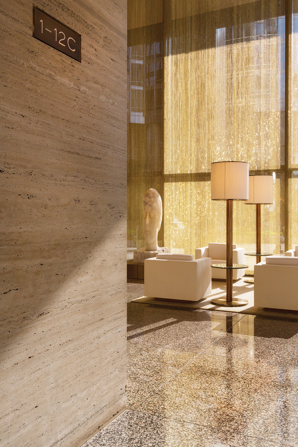 Langham Chicago Hotel / Interiors by Lohan Anderson, Richmond International & The Rockwell Group