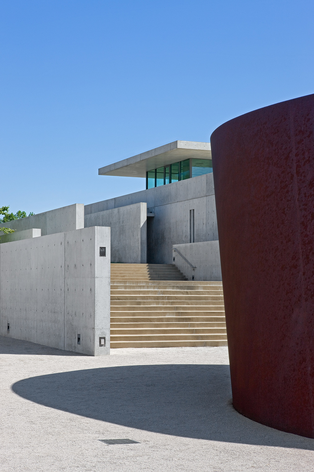Pulitzer Arts Foundation / St. Louis MO / Tadao Ando