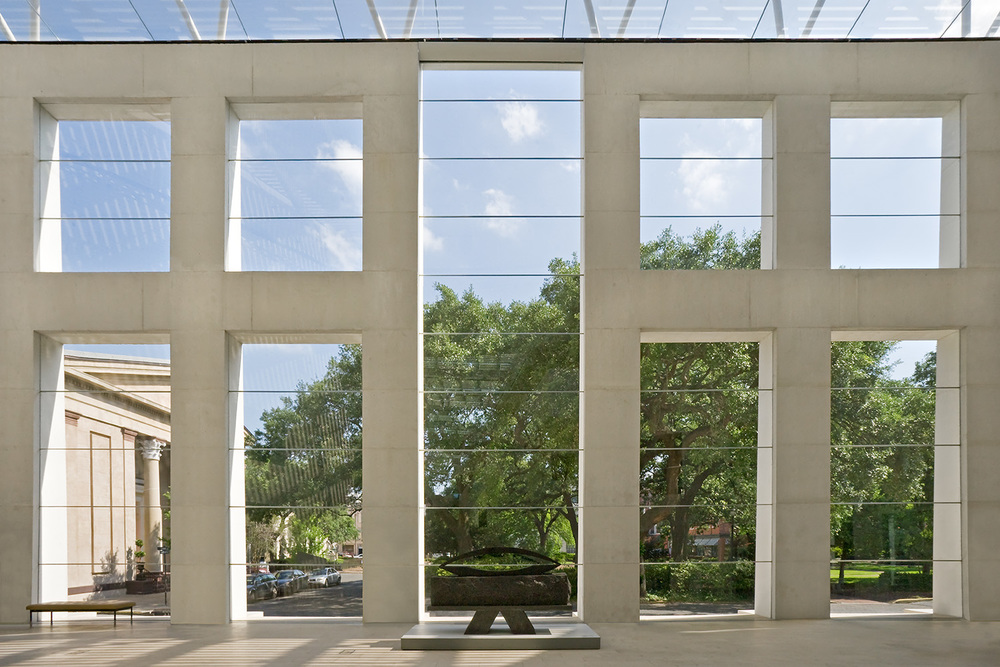 Jepson Center / Savannah GA / Moshe Safdie Architects