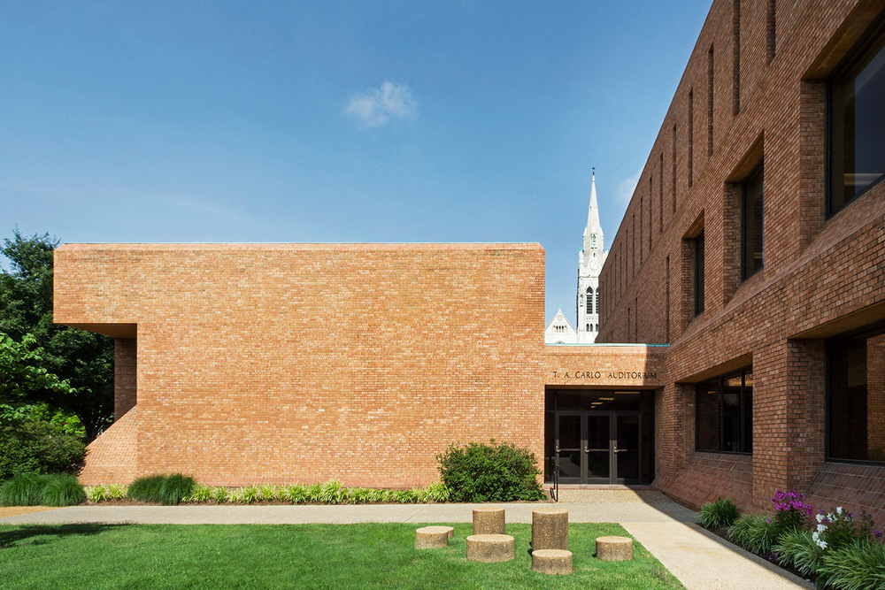 Tegeler Hall / St. Louis University / St. Louis MO / Smith & Entzeroth: