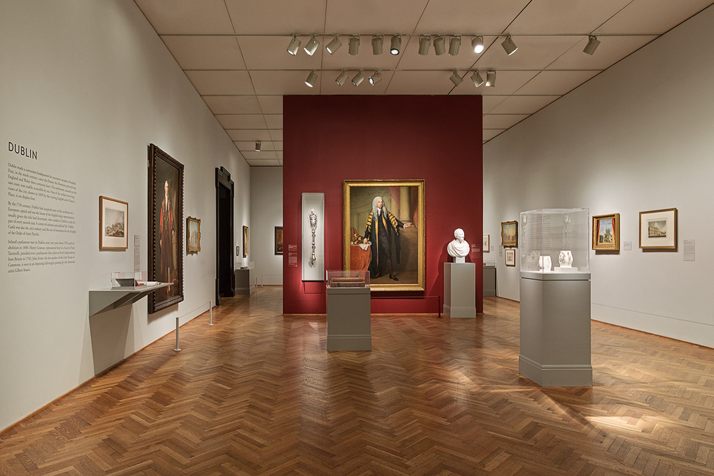 John Vinci: Ireland: Crossroads of Art and Design 1690-1840 / Art Institute of Chicago / Chicago IL