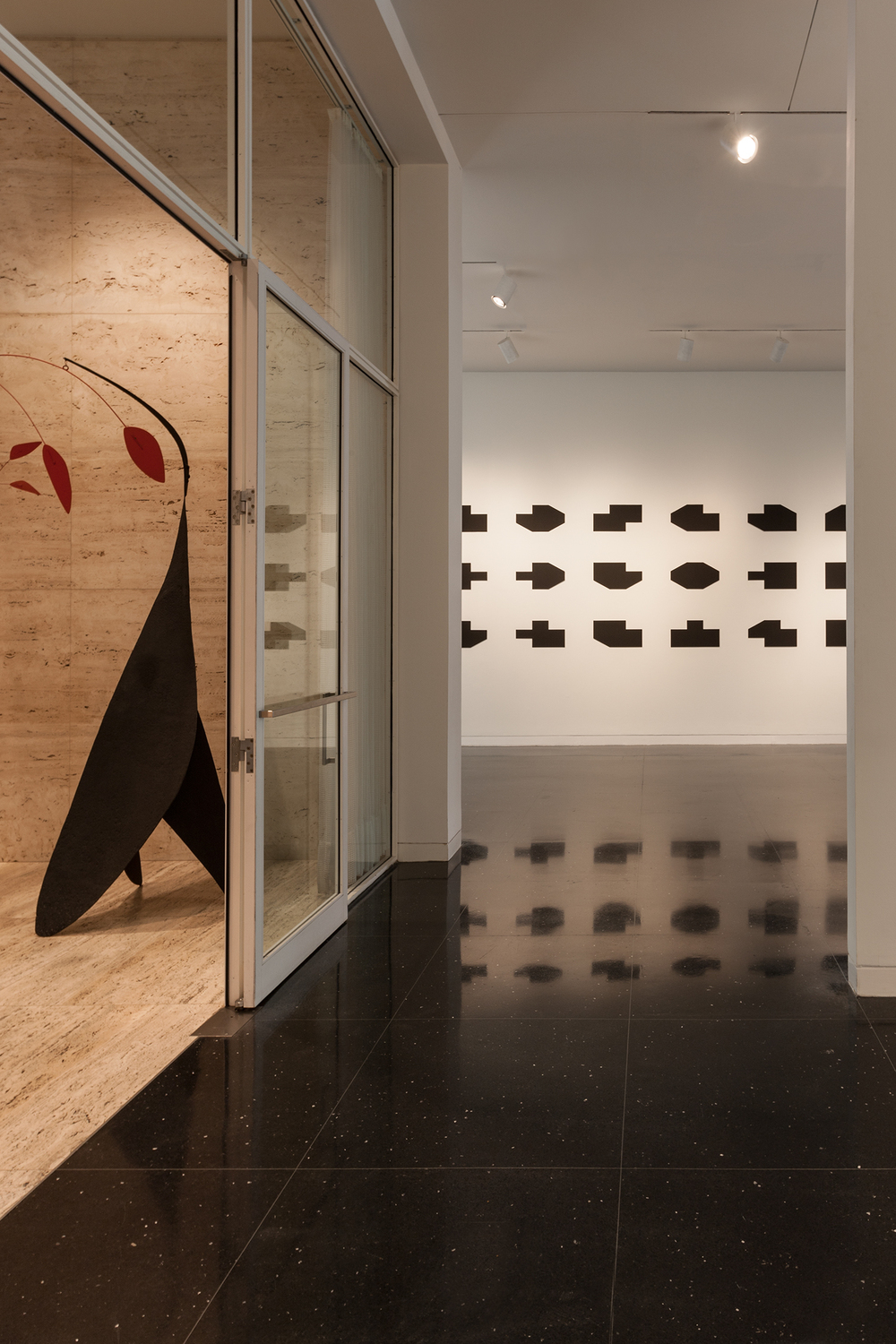 Lawrence Kenny: Figures and Grounds: Approaches to Abstraction / Arts Club of Chicago / Chicago IL