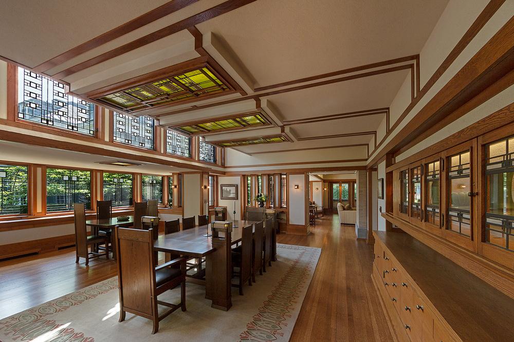 Boynton House / Frank Lloyd Wright / 1908/Rochester NY