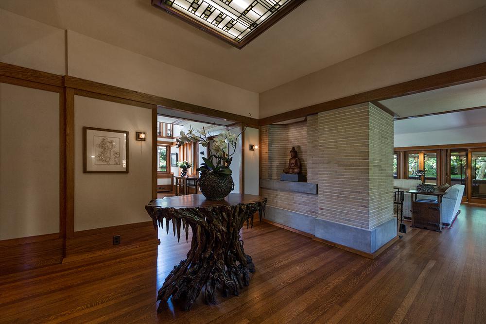 Boynton House / Frank Lloyd Wright / 1908 / Rochester NY