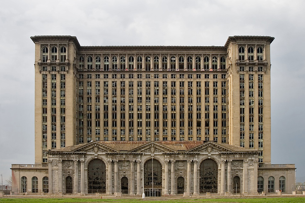 Michigan Central Station / Warren & Wetmore / 1913