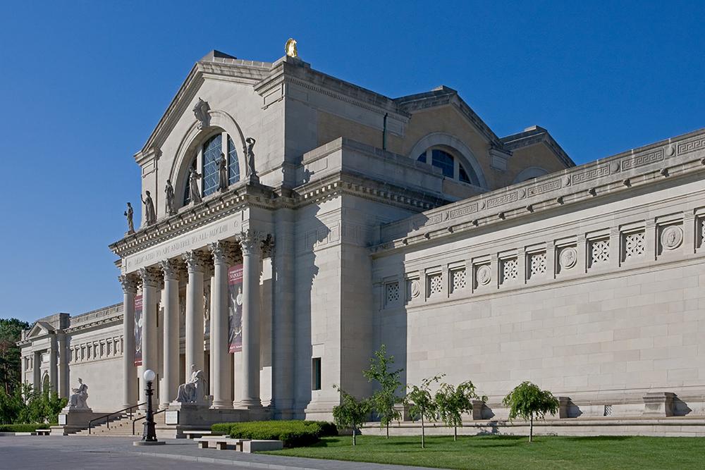 St. Louis Art Museum / Cass Gilbert / 1904